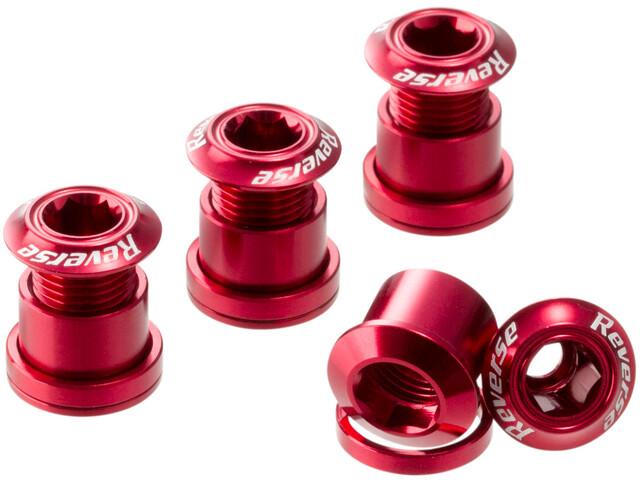 Reverse Kjedebolter red